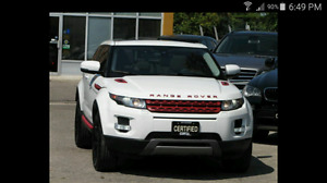 Custom 2 Door Coupe Range Rover Evoque