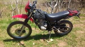 2007 200cc street and trail