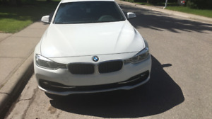BMW 330i xdrive. $31000. Private sale. Warranty ends August 2022