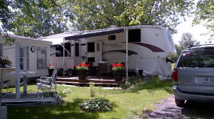 Fifth wheel 2006 - 36 pieds - 3 extensions