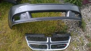 Dodge Journey front and rear bumpers