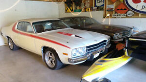1974 Plymouth Road Runner 440 Auto - Alberta Car