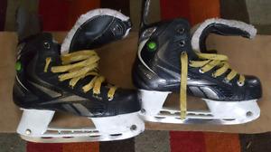 Reebok 12K skates, sz 3D (shoe size 4.5)