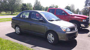 2005 Toyota Echo - mileage 75K only