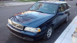 1999 Volvo S70 - Aucune rouille - Toute équipée