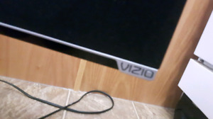 Vizio sound bar and sub
