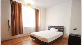 Double room (2 min walk to Swiss Cottage Station)