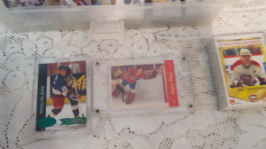 Cartes hockey