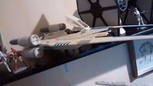 Star Wars U-Wing Fighter