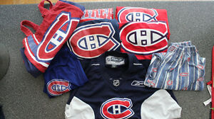 Jersey and T-Shirts/SweatShirts Montreal Canadian Clothing