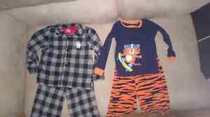 Boys size 4 pyjamas London Ontario image 2
