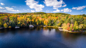 Absolutely spectacular property on desirable Lake of Bays!