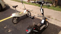 Hawk Electric Scooters