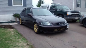 2000 Honda Civic Dx-SE Hatchback $1100