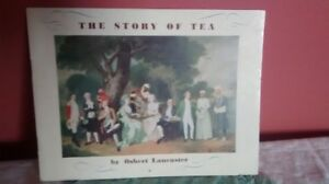 Vintage book - The Story of Tea by Osbert Lancaster 1947
