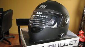 Sigi bluetooth helmet size s/m Brand New