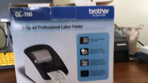 High Speed Progessional Label Printer