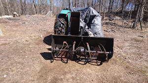 6 Foot Snowblower for sale