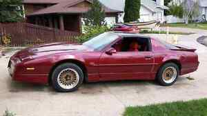87 trans am gta brand new condition