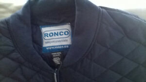 NEW - Durable Insulated Vest by Ronco - Multiple Sizes Regina Regina Area image 2