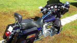 2004 Harley Davidson CVO electraglide 103 cubic inch motor