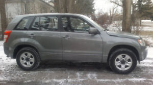 2009 Suzuki JA Grand Vitara Manual