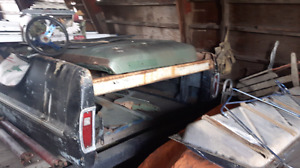 67 to 72 Ford 100 parts