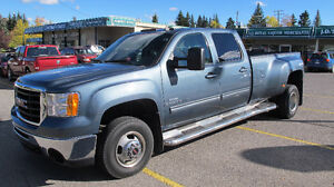 2007 GMC 3500 built for towing