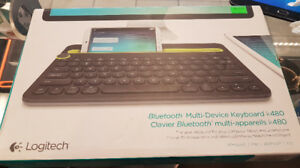 Logitech Bluetooth Multi Use Keyboard