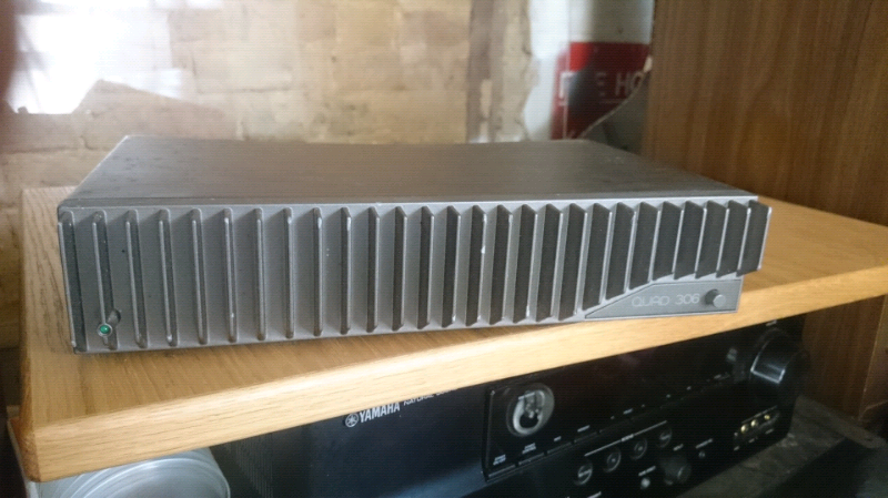 Quad 306 Amplifier | in South East London, London | Gumtree