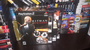 Hitman trilogy ps2 up for trade.