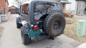 Jeep LJ for sale NEW PRICE