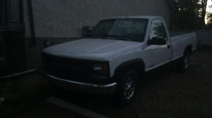 1997 chevy c 1500 4.3 automatic