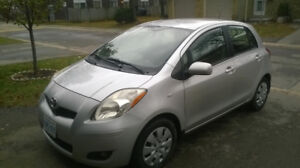 2011 Toyota Yaris ,AUTOMATIC with A/C,ABS,BLUETOOTH