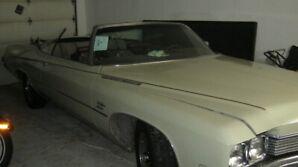 1972 Buick LaSaber Convertible