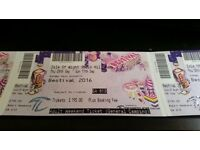 X2 ADULT WEEKEND BESTIVAL TICKETS