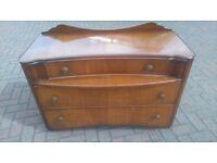 Retro Art Deco dresser