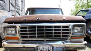 Parts available for 1973-79 Ford truck