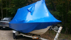 Mobile Boat Shrink Wrapping And Winterization