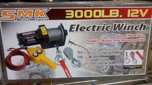 3000 lb winch good for ATVs