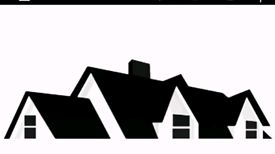 Roofing repairs and landscaping