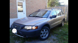 2002 Volvo XC 70 - As-is, where-is