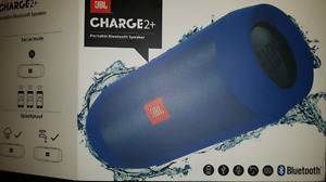 In Box JBL Charge 2 + Xtreme Blutooth Water Proof Speaker