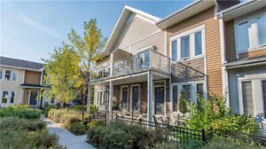 Auburn Bay SE | TOWNHOUSE WITH LOW CONDO FEES