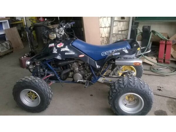 Used 1986 Suzuki 250 IT speed racer