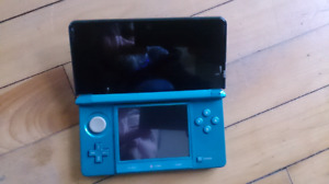 Nintendo 3DS with games and accessories!!