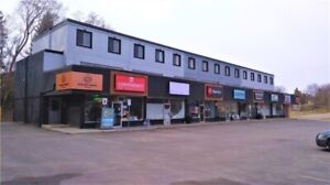 Retail + Residential Investment property
