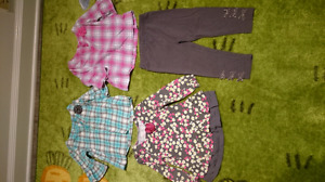 24 months Carters outfits