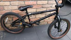 Blank hustla 18 inch wheel bike