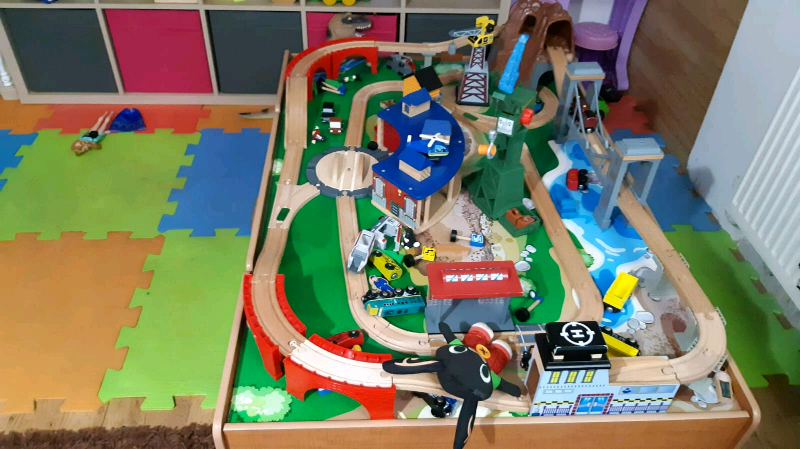 Universe of Imagination Train Table | in Brighouse, West Yorkshire | Gumtree